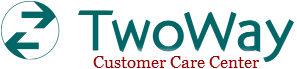 TwoWay Customer Care Center login